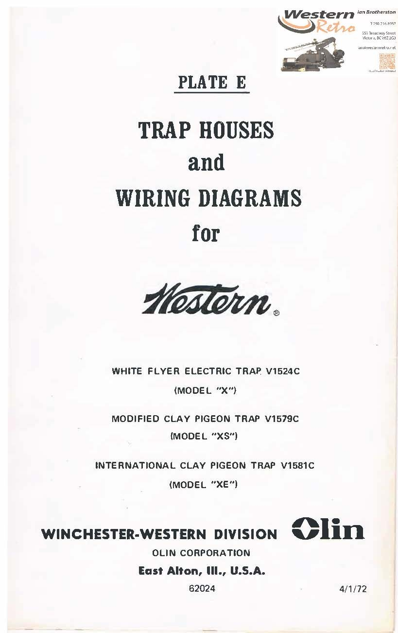Plate E Trap House Plans Wiring Of Houses Diagrams Quick Overview