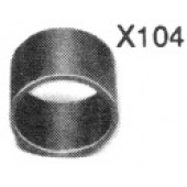 X104 Bushing for X3AW, XS3AW