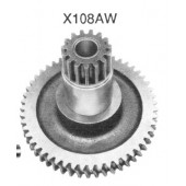 X108AW Worm Gear Assembly