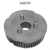 X68DW Driving Gear Disc Assembly