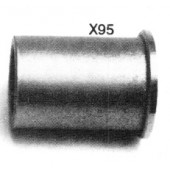 X95 Bushing for V3AW, X1BW, X36W